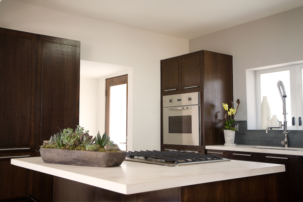 Brown Design Development Kitchen Surfaces