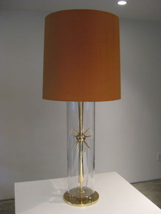 JF Chen Vintage Table Lamp