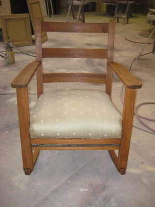 Outpost Rocking Chair