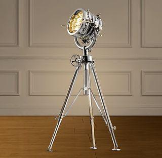 Royal Master Sealight Floor Lamp Detail