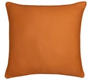 Crate and Barrel Sunset Pillow