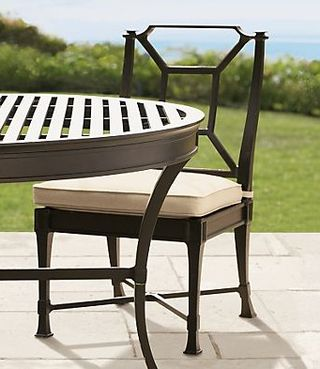 Restoration Hardware Antibes Side Chair