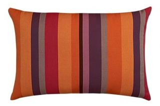 Crate and Barrel Stripe Pillow