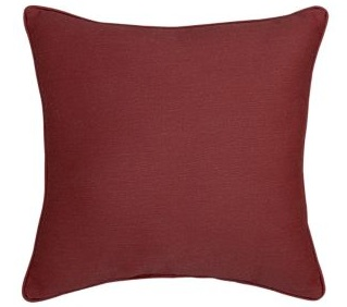 Crate and Barrel Sangria Pillow
