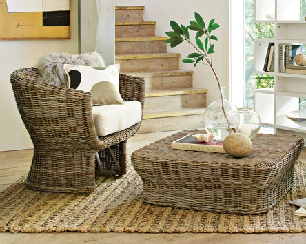 Modern Weave Furniture
