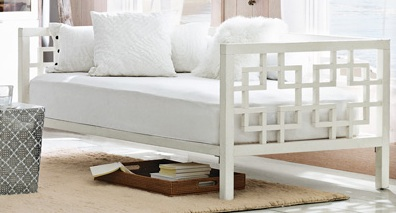 White Daybed - West Elm