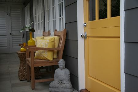 Queens Yellow Door