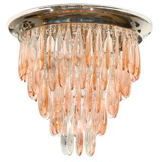 Orange Baby Light Fixture