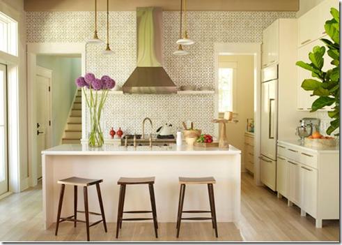 brown design + development: maximizing a small kitchen
